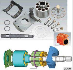 Sauer PV90 Series, PV90r130 Hydraulic Pump Parts