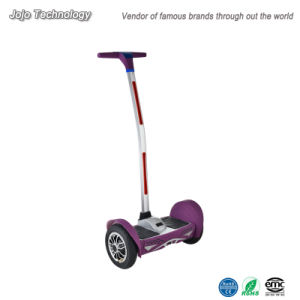 High Quality Battery Powered Self Balance Electric Scooter with Handle Bar