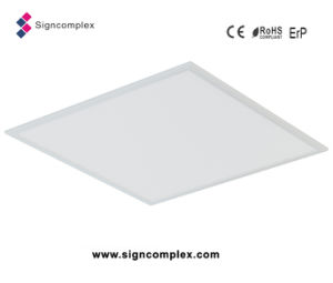 70lm/W Slim LED Panel Light with CE RoHS ERP pictures & photos