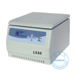 Veterinary Tabletop Low Speed Centrifuge (L530) pictures & photos