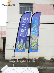 Wholesale Event Promotion Digital Printing Feather Flag/Flying Flag pictures & photos