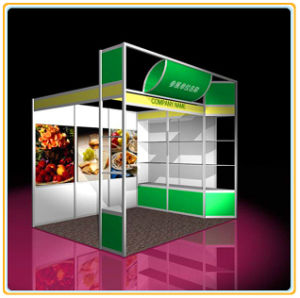 High Quality Standard Exhibition Booth pictures & photos