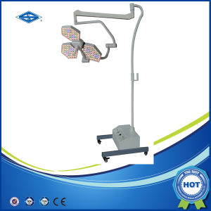 Emergency Mobile Shadowless Surgical Light (Stand TPYE) (Adjust color temperature) pictures & photos