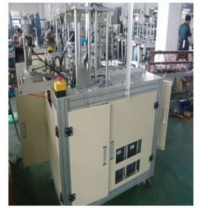 Medical Hospital Nurse Doctor Non Woven Face Mask Making Machine pictures & photos