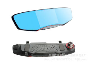 "5"" Inch Vehicle Camera Rearview Mirror Auto Dvrs Cars DVR pictures & photos"