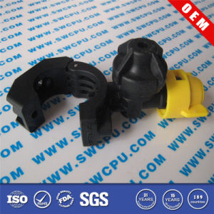High Precision Folding Plastic Hose Holder Clamp Fitting (SWCPU-P-H230) pictures & photos