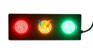 Customized Parking Lots 125mm Mini LED Traffic Light pictures & photos