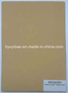 Best Selling Neolite Rubber Sheet with Fur Effect