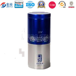 Metal Cylinder Beer Barrel Shaped Packaging Tin Box pictures & photos