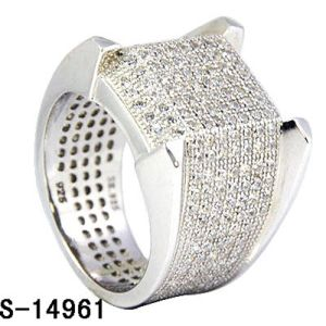 New Design Fashion Jewelry Ring Silver 925 for Men pictures & photos