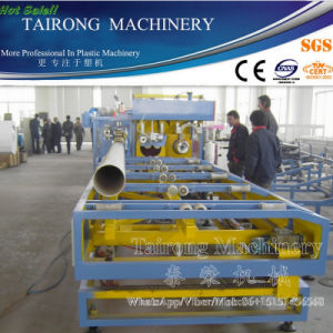 Plastic Pipe Socket Making Machine pictures & photos
