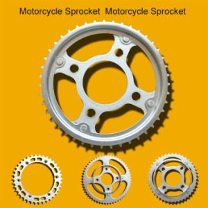 Hot Sale Chinese Manufacturer Motorcycle Sprocket for Motorcycle pictures & photos