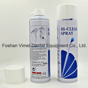 NSK Dental Handpiece Hi-Clean Spray Lubricating Oil pictures & photos