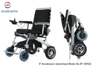 Golden Motor Brushless Electric Wheelchair pictures & photos