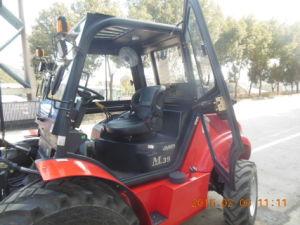 4WD Rough Terrain Forklift 2.5ton pictures & photos