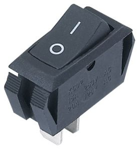 Spst on off CQC Rocker Switch pictures & photos