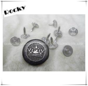 Garment Accessories Button Manufacturers Alloy Button pictures & photos