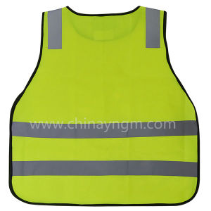 Children′s Reflective Safety Vest with Reflective Tape pictures & photos