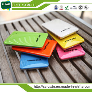 Portable Power Bank 4000mAh with Ce, FCC, RoHS pictures & photos