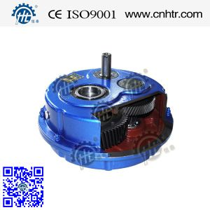 Hxg Shaft Mounted Gearbox Used in Wood Grinder pictures & photos