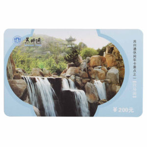 125kHz Frequency T5577 Gold Chip Card for Hotel Card pictures & photos