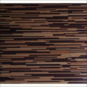 Waterproof Strips HDF Laminate Flooring pictures & photos