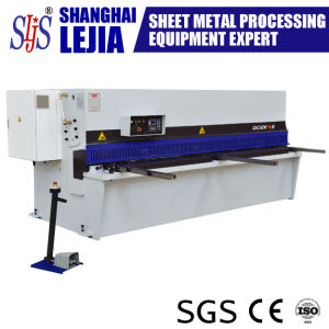 Hydraulic Shearing Machine, CNC Press Brake Machine pictures & photos