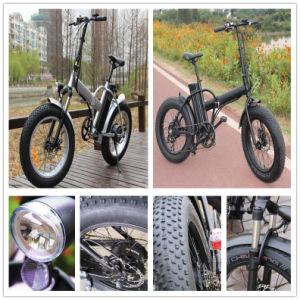 Fat Tire Mountain Electric Bike Ebike Beach Cruiser Electric Bike pictures & photos