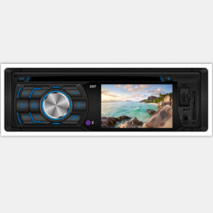 Universal Car DVD Player/MP3 Player with USB SD Card Function pictures & photos
