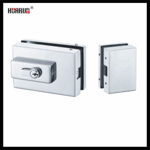 Rectangle-Shaped Sliding Door Double Lock HR-1172/HR-1173: pictures & photos