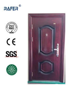 3D Steel Security Door (RA-S001) pictures & photos