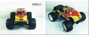 2016 Hot 1/8th Scale Nitro off Road Monster Truck pictures & photos