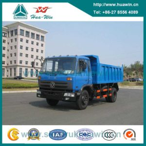 12 Ton Dongfeng 4X2 Right Hand Self-Dumping Dumper Truck pictures & photos