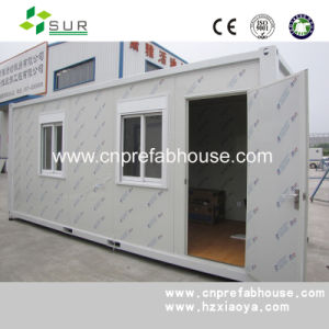 High Quality CE Certificate 20ft Luxury Container House pictures & photos