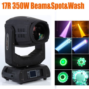 New 17r 350W Beam Moving Head for Rental and Events Services pictures & photos