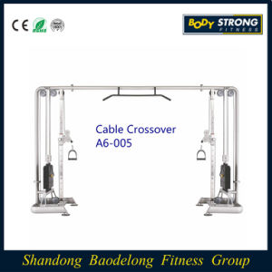 Commercial Strength Exercise Machines Cable Crossover A6-005 pictures & photos