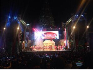 Outdoor SMD P4.81 Advertising Full Color LED Module for Rental pictures & photos