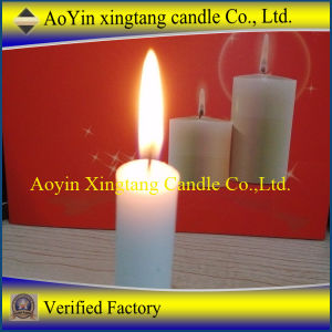 Factory Supplies Cheap White Household Candles pictures & photos