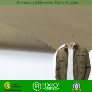 Spandex Polyester Fabric with T400 Fiber for Military Coat