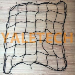3mm/2mm Diameter 35*35mm/45*45mm Mesh Size with 6mm Trailer Cargo Net pictures & photos