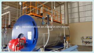 Fuel Gas/Diesel/Heavy Oil 350bhp Steam Boiler pictures & photos