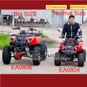 Big Size Electric ATV (800W/1000W) pictures & photos