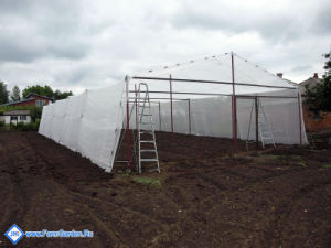 HDPE Insect Net, White Color Fishing Net pictures & photos