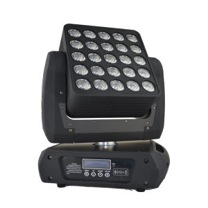 25PCS*12W 4in1 LED Moving Head Stage Disco Lighting pictures & photos
