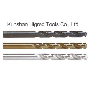 Hot Sale HSS Straight Shank Twist Drill Bits pictures & photos