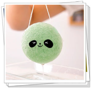 Most Popular Face Cleaning Organic Konjac Facial Sponge Wholesale pictures & photos