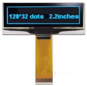 2.2 Inch 128X32 Dots OLED pictures & photos