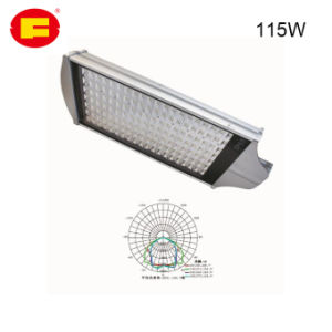 115W LED Street Lamp with Wide Range Voltage Support