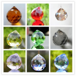 Colorful Crystal Ball 40mm for Chandeliers & Pendant Lights pictures & photos