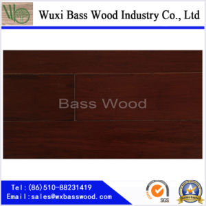 Household Unilin Click Bamboo Flooring pictures & photos